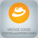 Vintage Goods Coupons -I'm In! icon