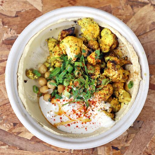 Vegan Shawarma Bowl