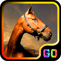Horses Live Wallpaper icon