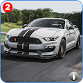 Mustang GT 350R Extreme Offroad Drive: Sports Car APK