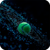 Tennis Live Wallpaper