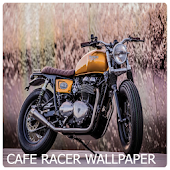 Cafe Racer Wallpaper