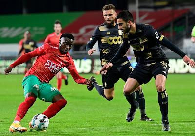 Le onze du Standard de Liège est connu : Nathan Ngoy titulaire