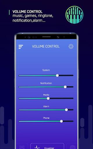 Volume Up 2019 - Sound Equalizer - Volume Booster 1.0.3 screenshots 10