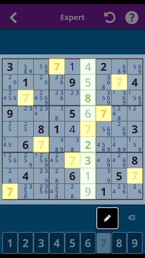 Sudoku - Free Classic Sudoku Puzzles filehippodl screenshot 4
