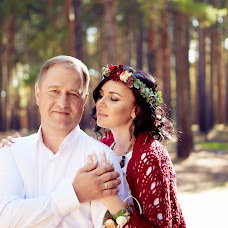 Wedding photographer Anna Klimova (harmonika). Photo of 30.09.2018