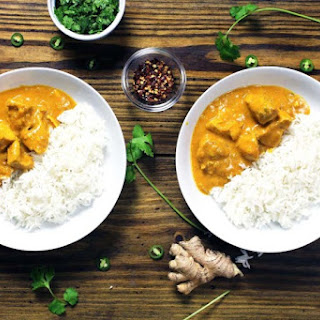 30-Minute Chicken Korma