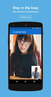 HipChat - Chat Built for Teams - screenshot thumbnail