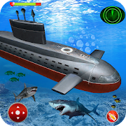 US Army Submarine Games : Navy Shooter War Games