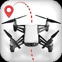 Go TELLO - programming the drone flight icon