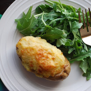 Stuffed Shepherd's Pie Potatoes