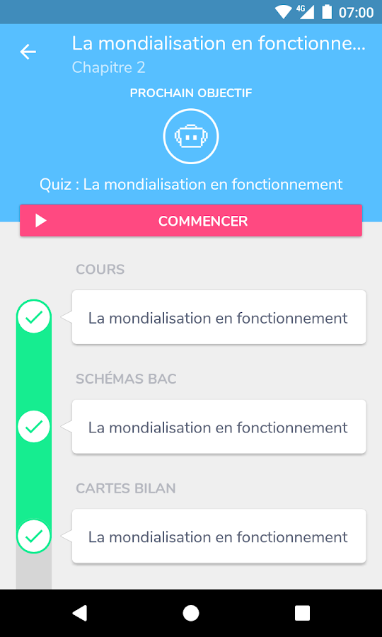 Kartable : Cours, Exos, Bac- screenshot