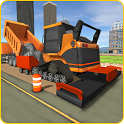Road Builder City Construction icon
