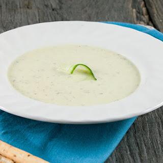 Cucumber Zucchini Soup Recipes
