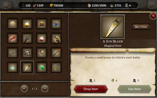 Conquest! android2mod screenshots 5