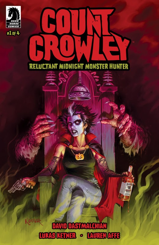 Count Crowley: Reluctant Midnight Monster Hunter (2019) - complete