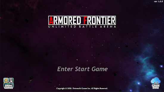 Armored Frontier for PC-Windows 7,8,10 and Mac apk screenshot 1