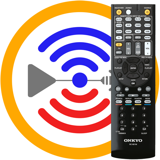 Remote for Onkyo AV Receivers & Smart TV/Blu-Ray - Apps on Google Play