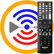 Remote for Onkyo AV Receivers && Smart TV/Blu-Ray