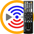 Remote for Onkyo AV Receivers & Smart TV/Blu-Ray