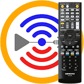 TXNR for Onkyo AV+BD+TV Remote