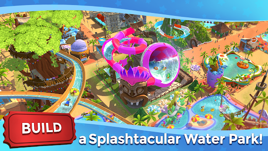 Download RollerCoaster Tycoon Touch MOD APK 3.13.4 4