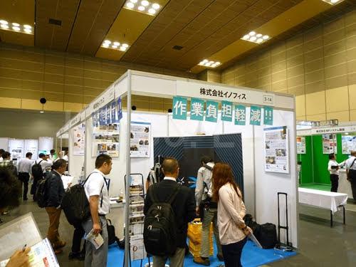 展示会 インテックス大阪 産業ロボット開発技術展 その8 ケイエフ
