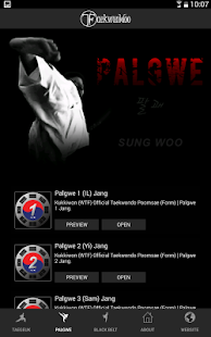 Taekwondo Forms (Poomsae)- screenshot thumbnail