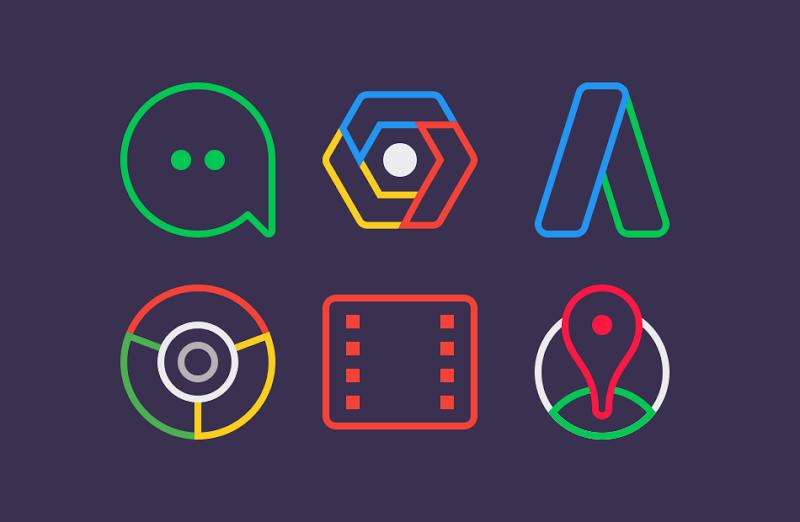 TwoPixel - Icon Pack Screenshot 1