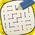 Dots and Boxes - Squares ✔️ icon
