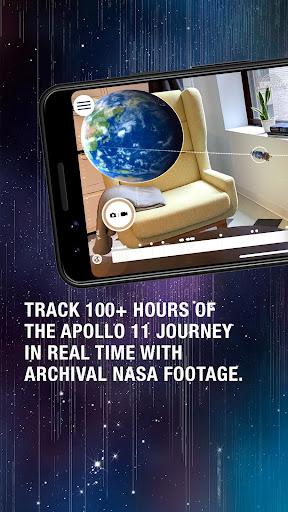 JFK Moonshot: An AR Experience of Apollo 11 mission screenshot 2