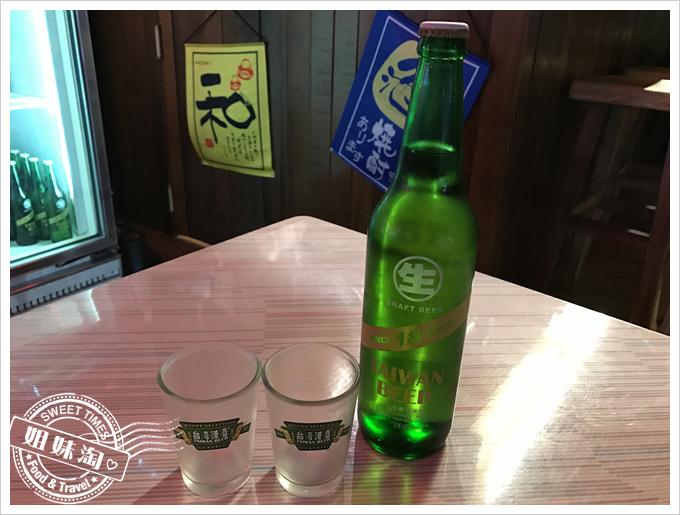 旬樂居酒屋-台灣生啤酒