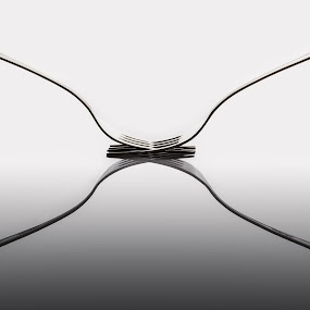 union by Ricardo Marques - Artistic Objects Cups, Plates & Utensils ( fork, creative, simetric, union, kitchen utensil, silverware, cutlery )