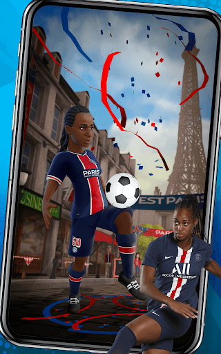 PSG Soccer Freestyle screenshot 14