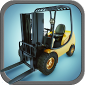 Real Forklift Operator