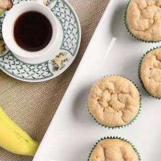 Chai Tea Banana Muffins
