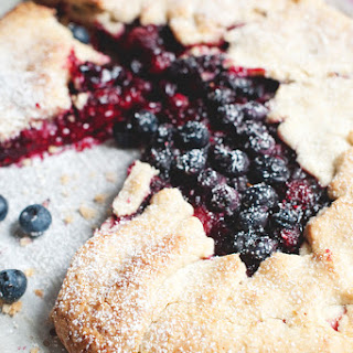 Bumbleberry Galette