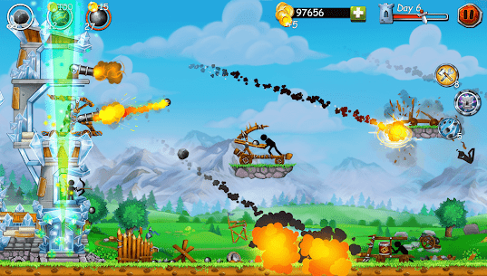 The Catapult 2 MOD (Unlimited Money) 4
