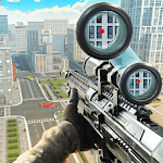 New Sniper Shooter: Free offline 3D shooting games icon
