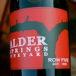 Row Five Alder Springs Vineyards