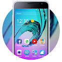 Theme to Samsung Galaxy Note 6 icon