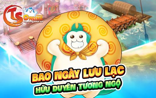 TS Online Mobile u2013 Huyu1ec1n thou1ea1i turnbase RPG 1.1 screenshots 1