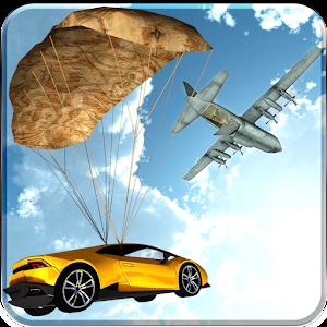 Airplane Car Cargo Transporter