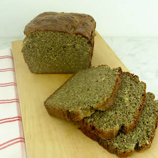 Amazing Sprouted Blender Bread.