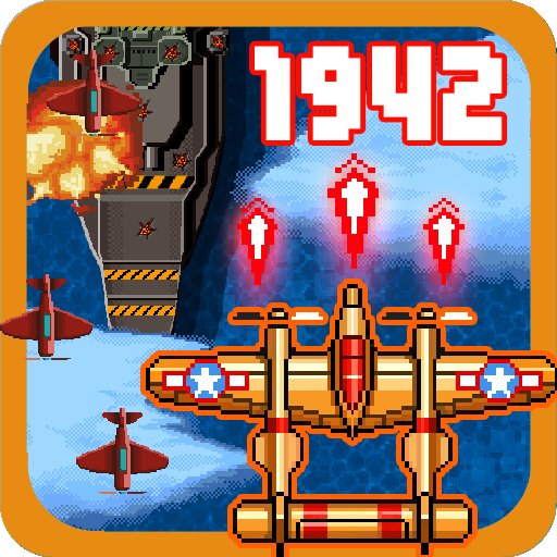 1942 Arcade Shooter Icon