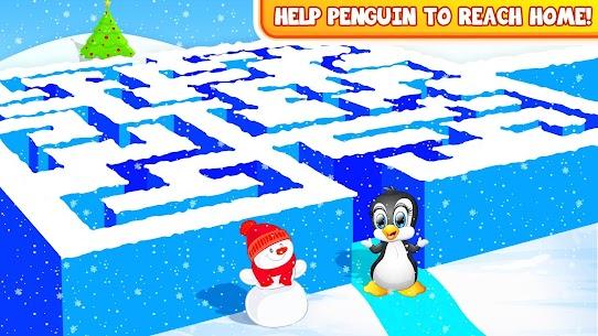 Kids Mazes : Educational Game Puzzle World 4