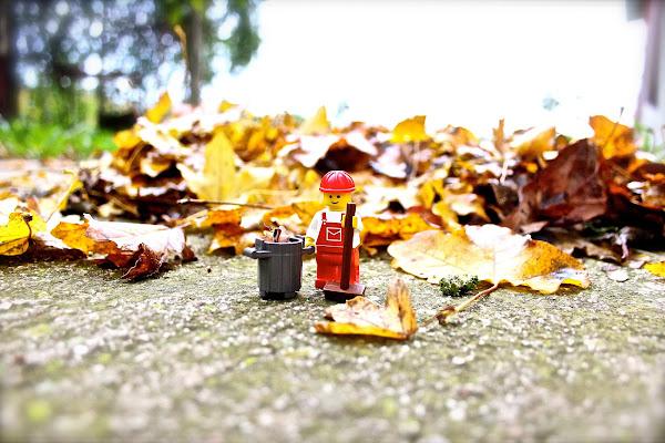 Autumn in Lego di clashy