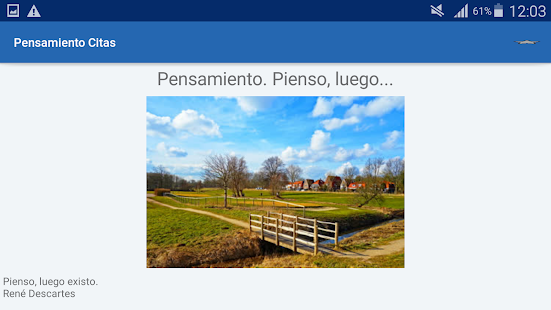 Download Pensamiento Citas y frases famosas For PC Windows and Mac apk screenshot 9