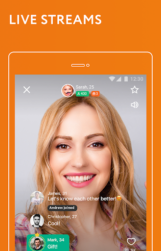 Mamba - Online Dating App: Find 1000s of Single screenshots 14