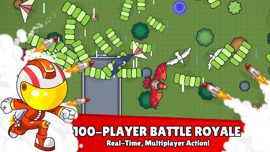 Game ZombsRoyale.io - 2D Battle Royale APK for Windows Phone